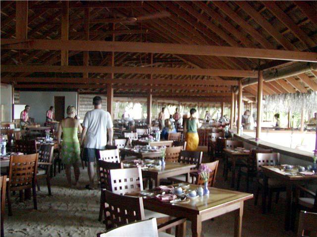 Foto photo informazioni isole maldive marzo 2003 for Ristorante cinese da sonia